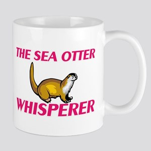 The Sea Otter Whisperer Mugs